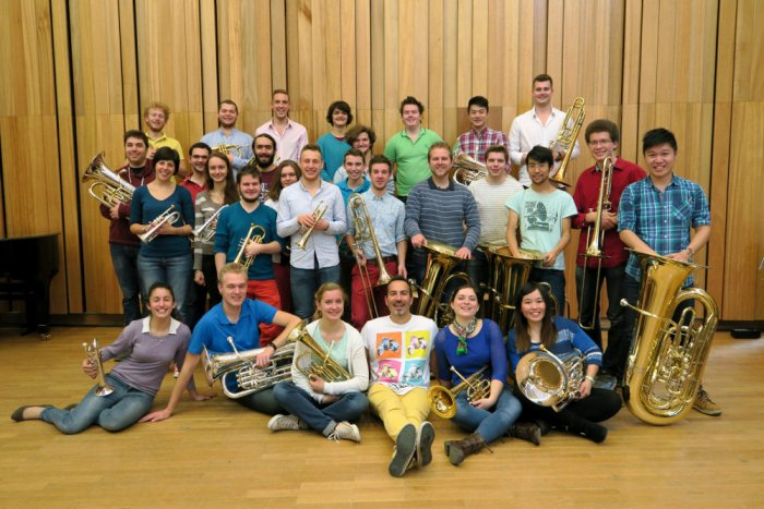Photo © Brass Band du Conservatoire de Strasbourg