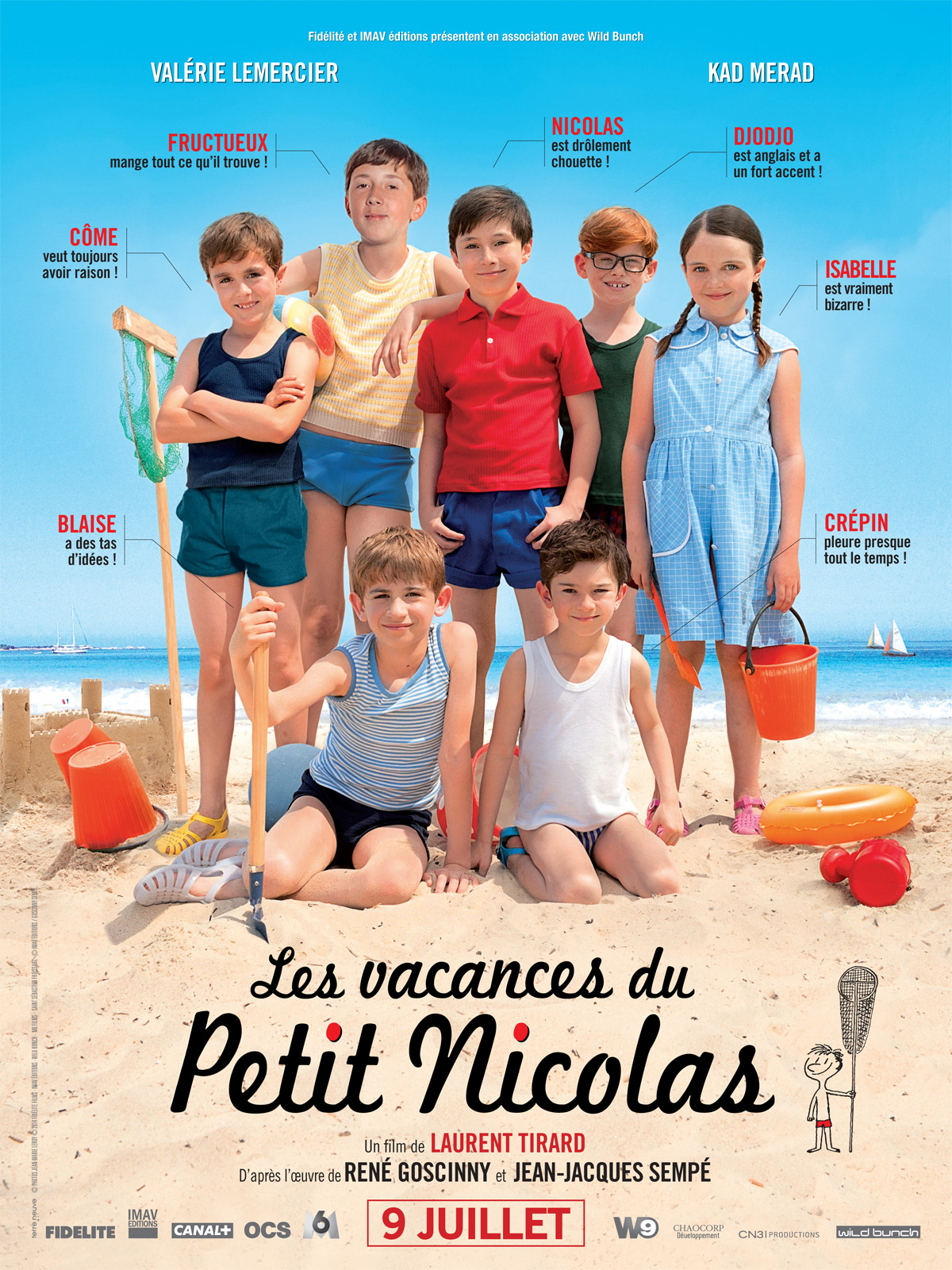 Les vacances du petit nicolas cin ma - Le petit nicolas film ...